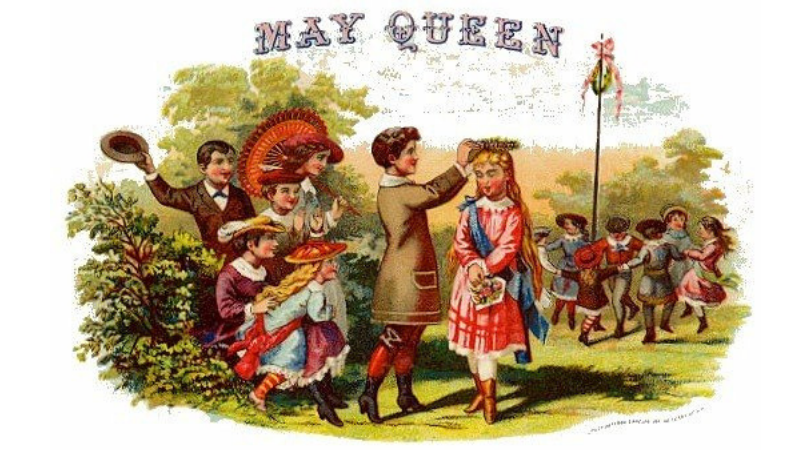 королева мая