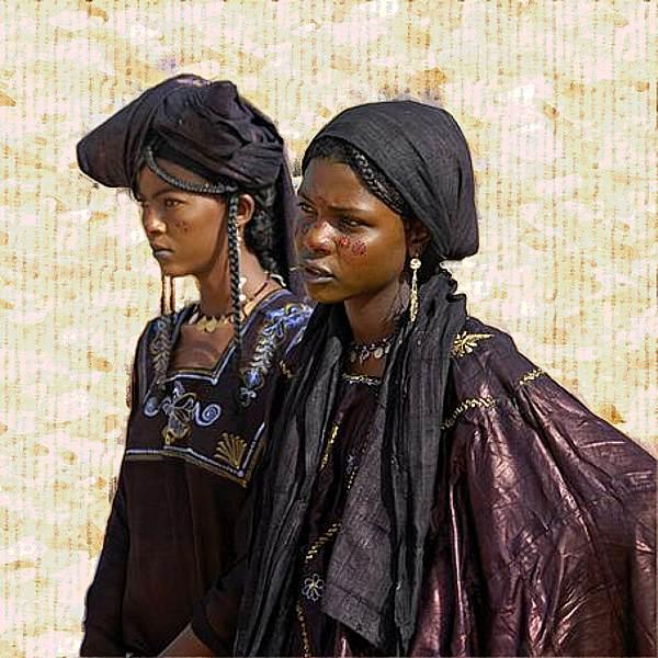 touareg women niger