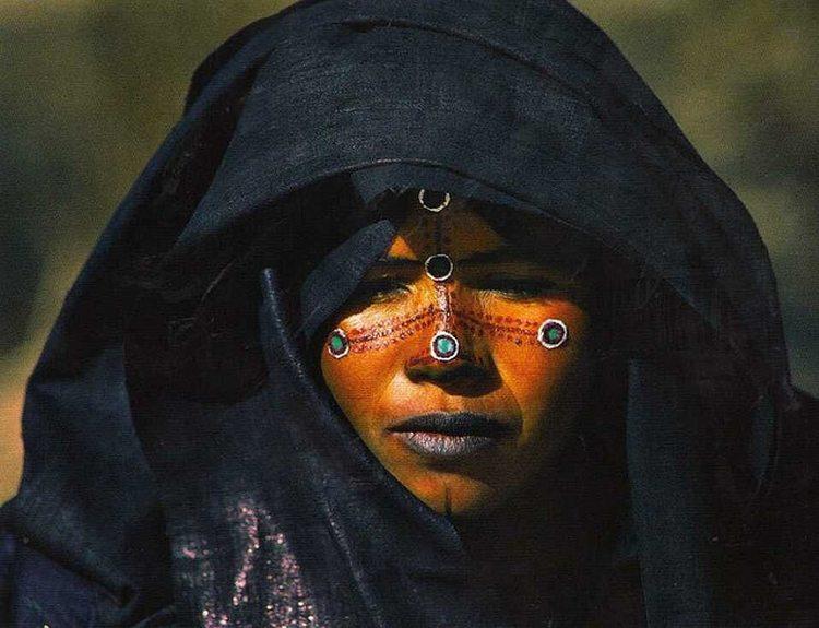 Туареги внешность