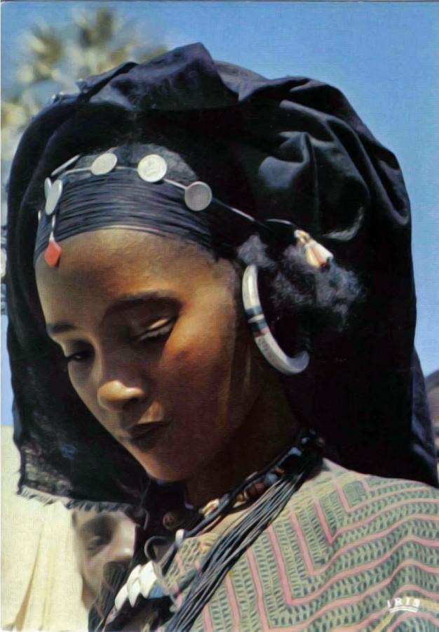 Туареги девушки