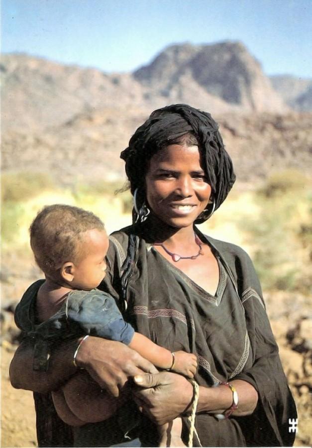 Туареги народ женщины