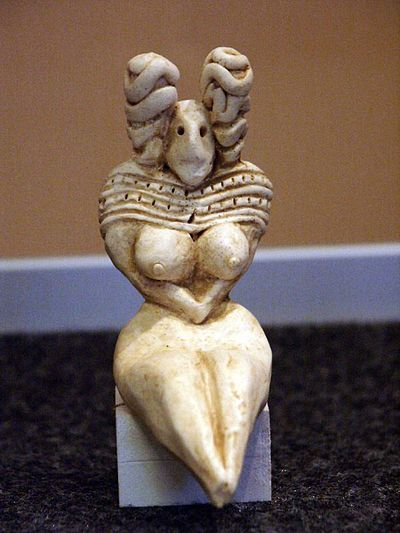 Statuette Mehrgargh