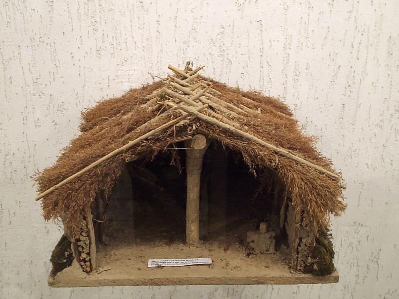 Tripolye hut