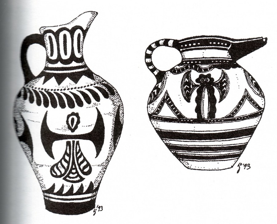 Labrysjars1500BCKnossos1