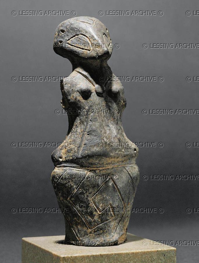 Богиня мать культура Винча