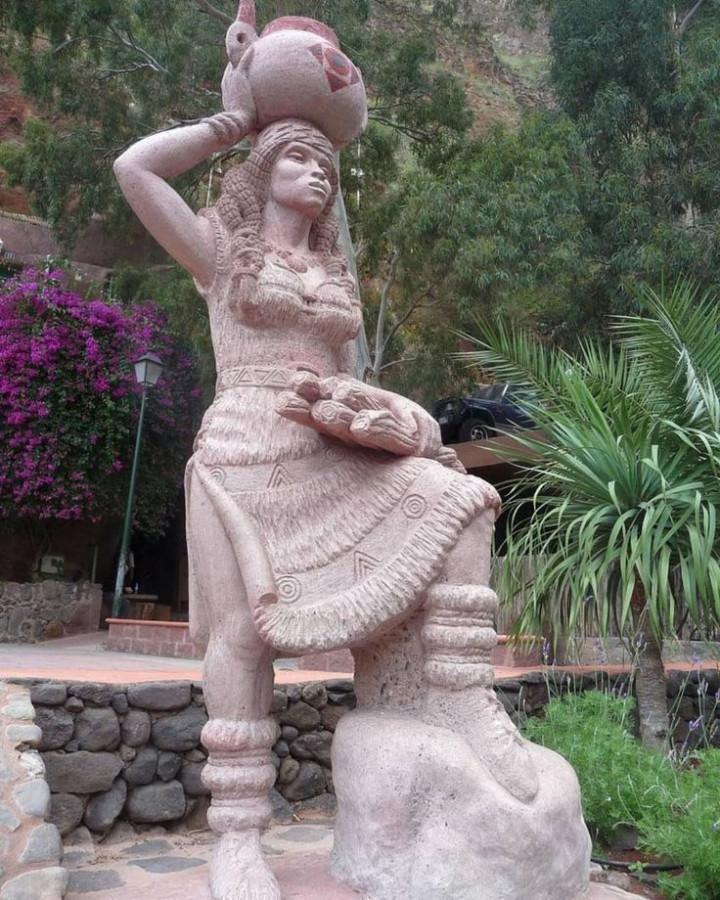 Гуанчи народ женщины