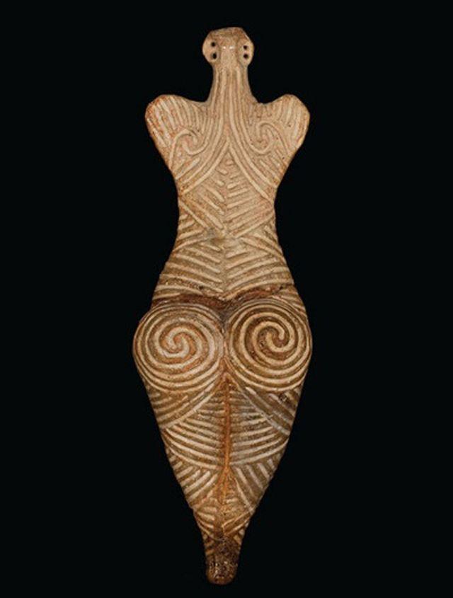 Трипольская культура Венеры