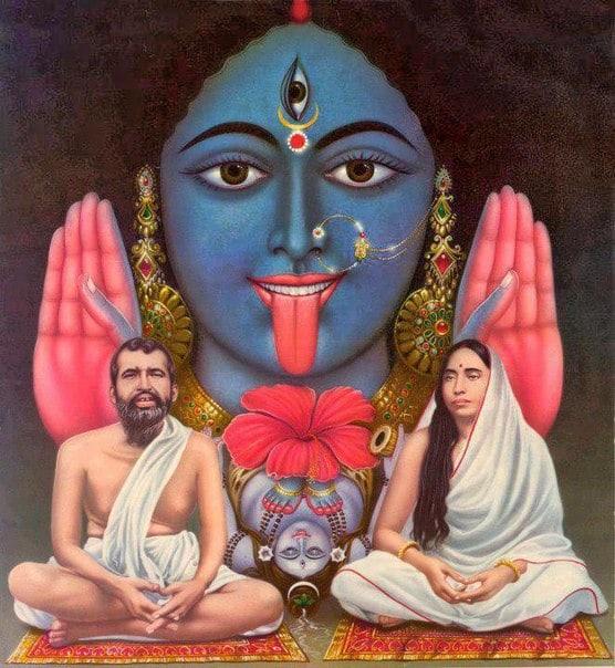 Шри Рамакришна, Кали и Мать