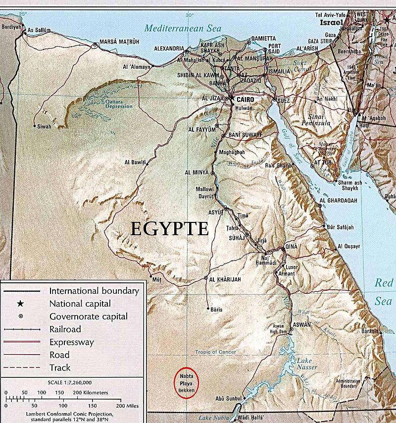 Nabta-Egypt