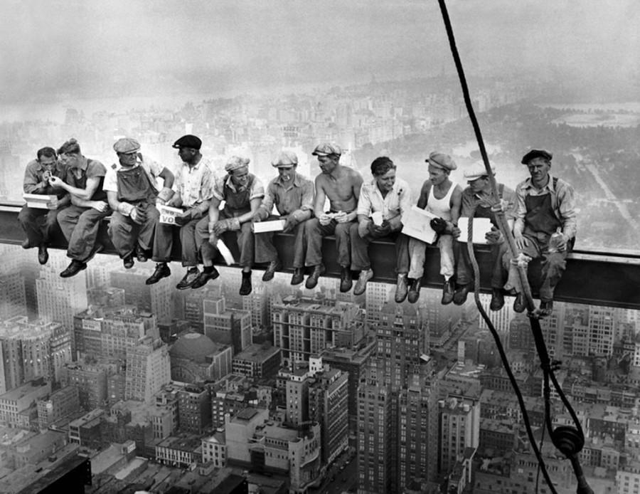 строительный бум