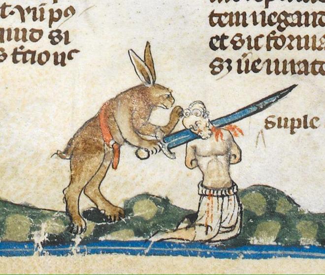 заяц-грех