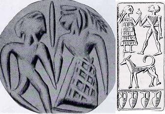 minoan-women-men-on-sealstones