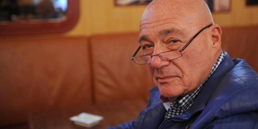 В. Познер