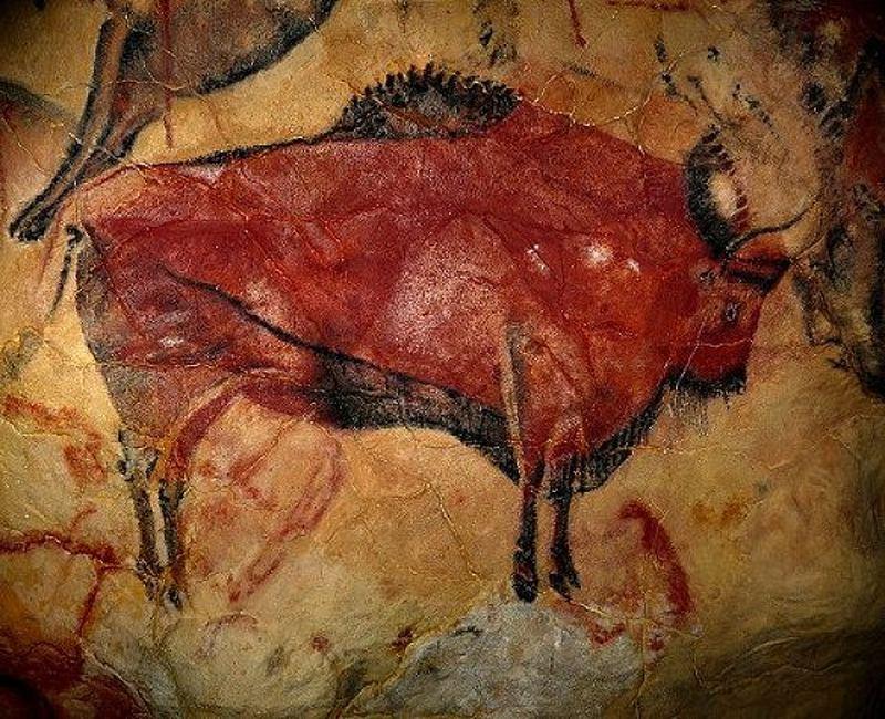 Пабло Пикассо посетив пещеру Альтамира воскликнул «после работ в Альтамире все искусство пошло на спад».