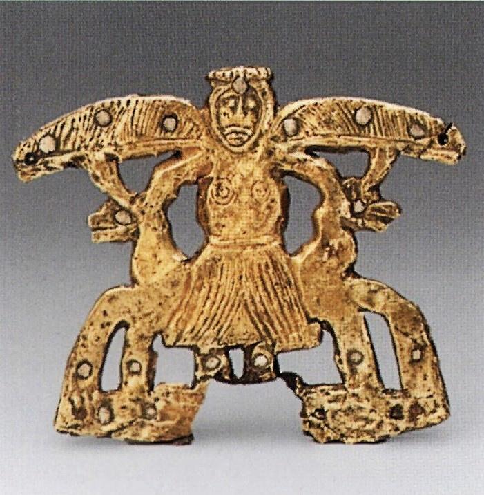 богиня скифская