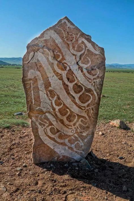 оленный камень