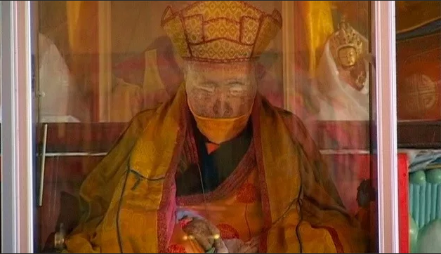 Лама Даши-Доржо Итигэлов