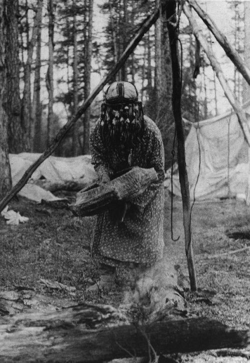 Тунгусская шаманка 2