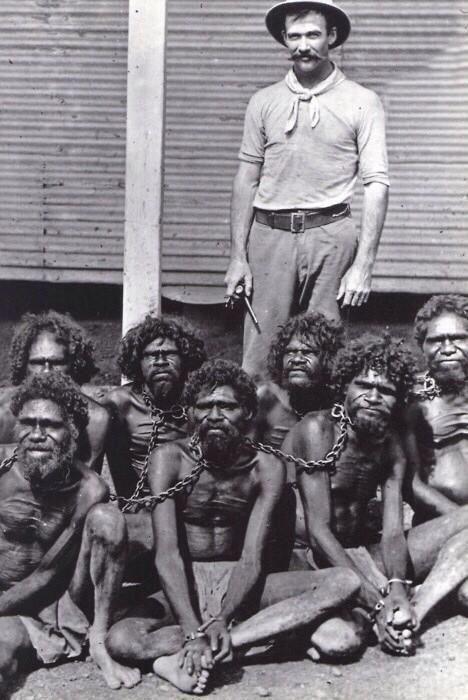 До 60-х годов прошлого века аборигены Австралии считались животными
