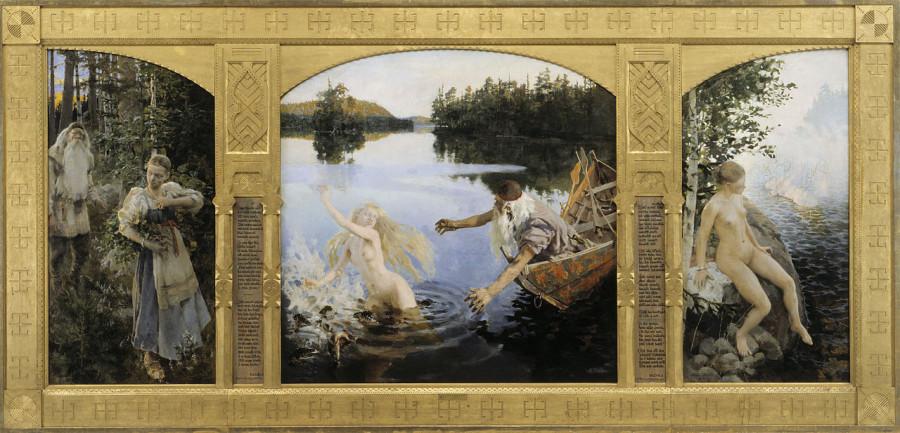Gallen_Kallela_The_Aino_Triptych