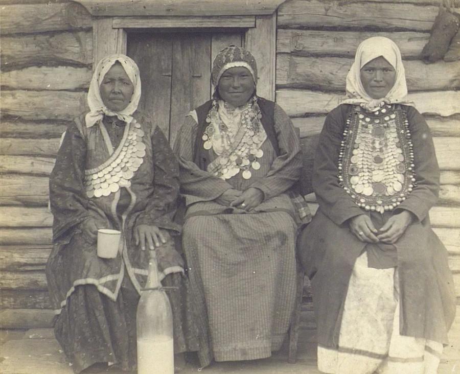 Башкиры 19 века