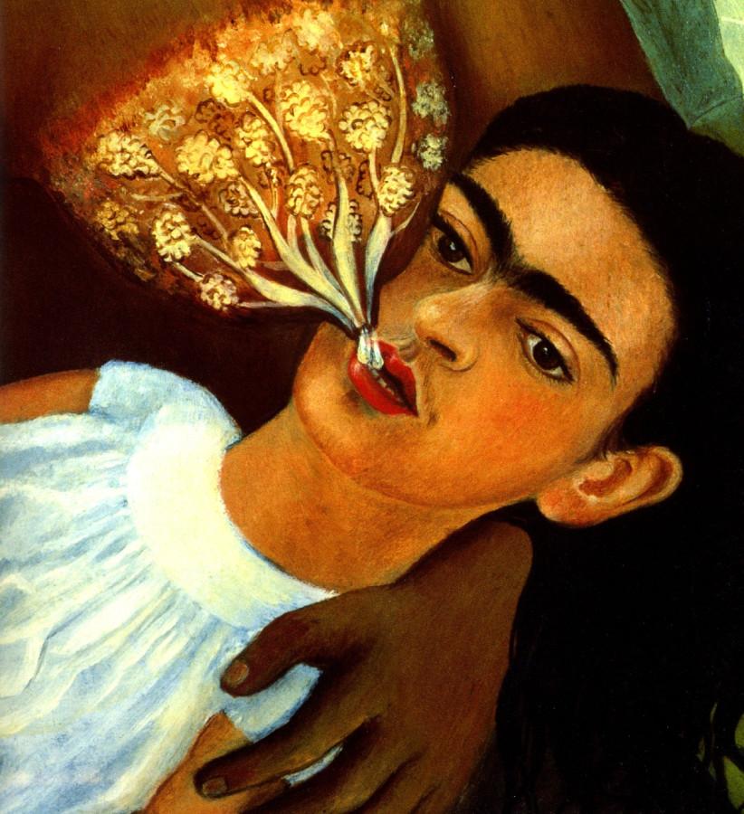 Ф. Кало. Моя кормилица и я.