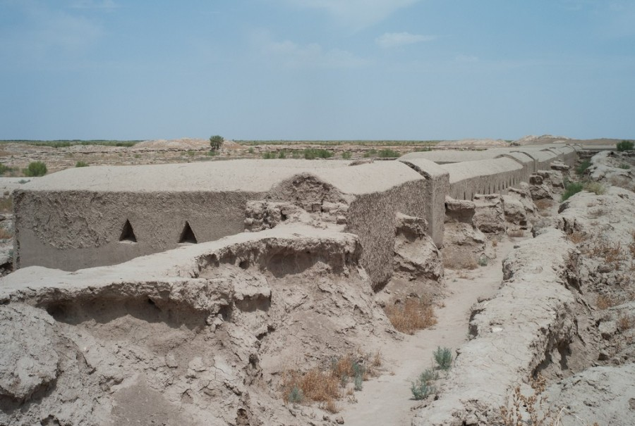 стена Гонур-депе