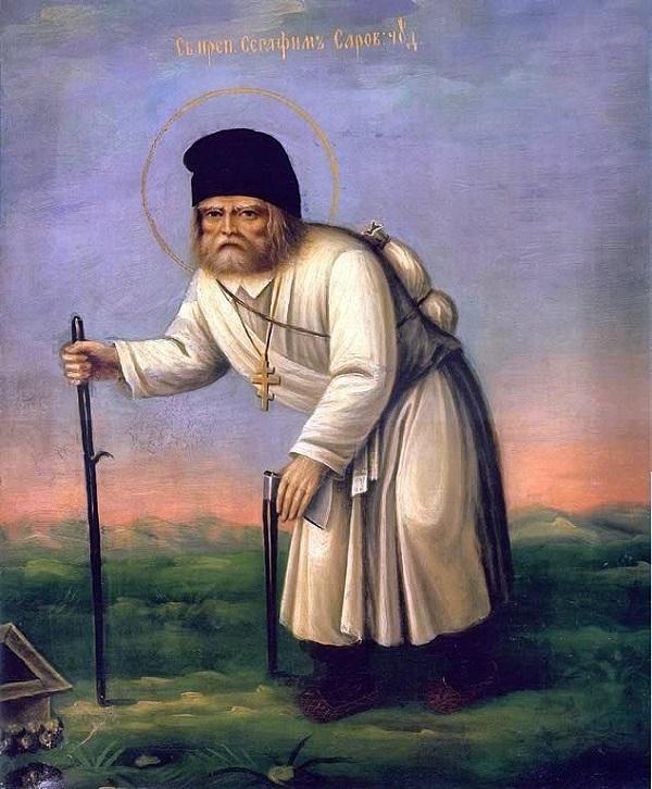 преп. Серафим Саровский