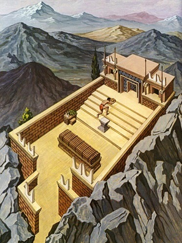 Minoan peak sanctuary at Petsopha, Crete