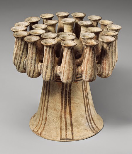 Kernos which is a vase for multiple offerings, Early Cycladic III–Middle Cycladic I, ca. 2300–2200 B.C.