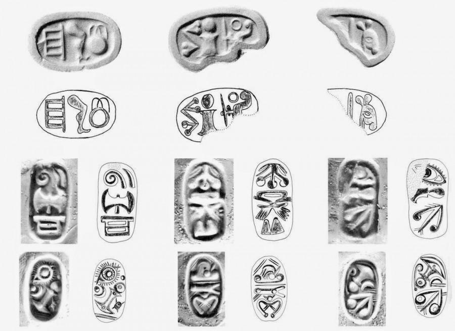 Cretan hieroglyphic seals