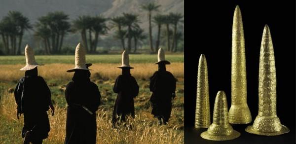 кельтские шляпы