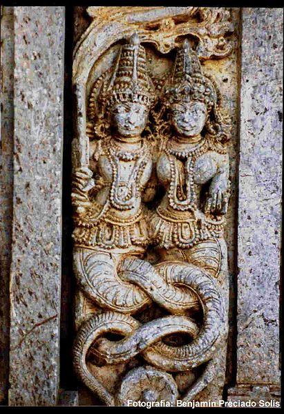 Нага и Нагайну, Bhuvanesvar, Индия