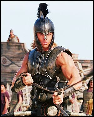 Terrible reconstruction from the movie Troy