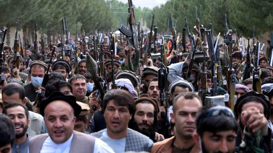 Движение «Талибан» (признано террористическим и запрещено в РФ)