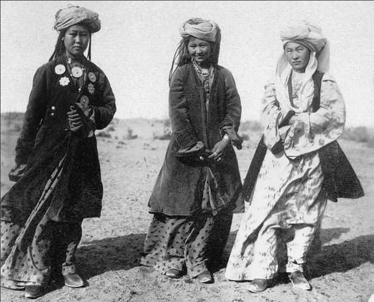 казахские красавицы