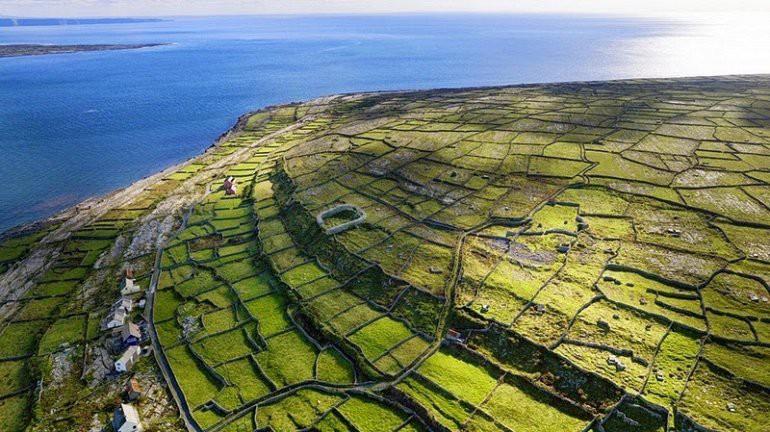 Каменные стены Ирландии 2