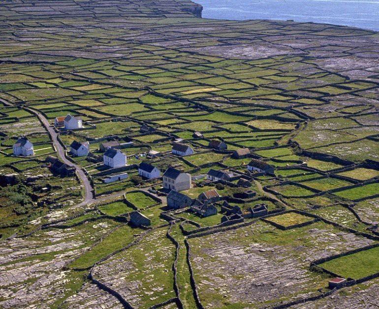 Каменные стены Ирландии 4