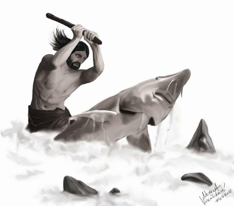 Clubbing-beluga-sturgeon