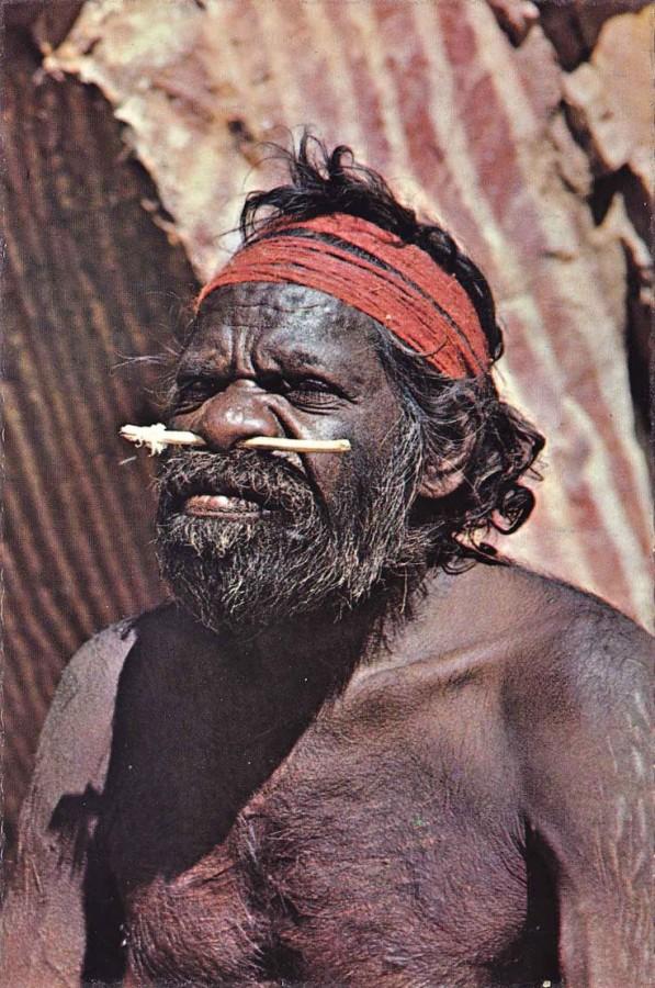 Австралоиды (коренные жители Австралии)