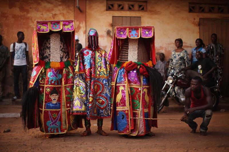 царь в Бенине