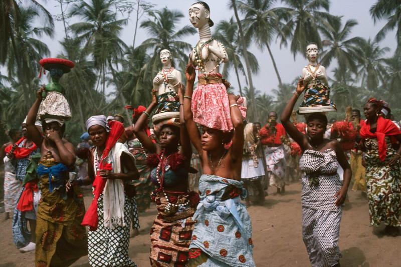женщины Бенина