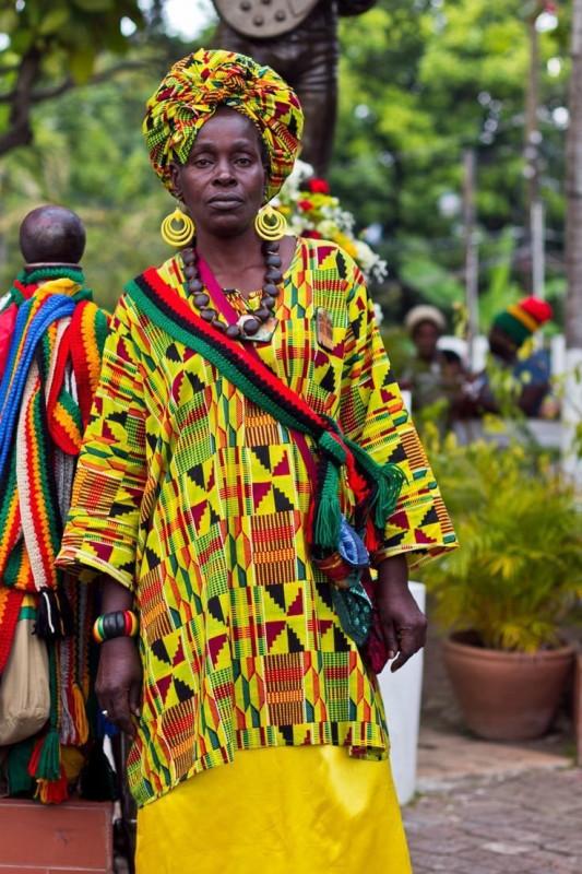 женщины Бенина 2