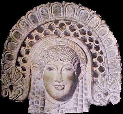 Антефикс из Лавиниума, 6-5 вв. до н.э. Этрурия