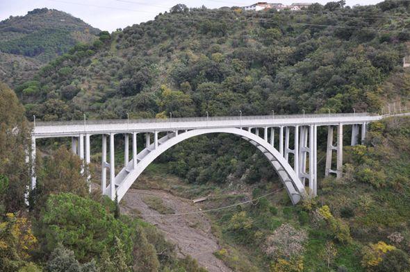 Мост в Катанзаро