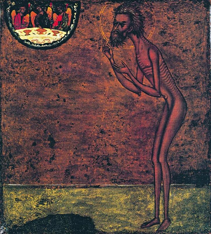 Христа ради юродивый