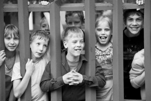 детдомовские дети