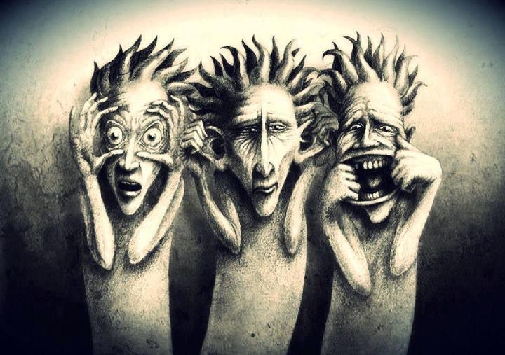 Гений и сумасшествие