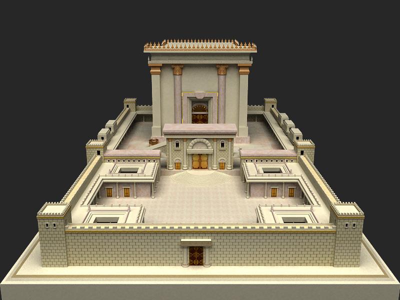 Иерусалим фото храм соломона.