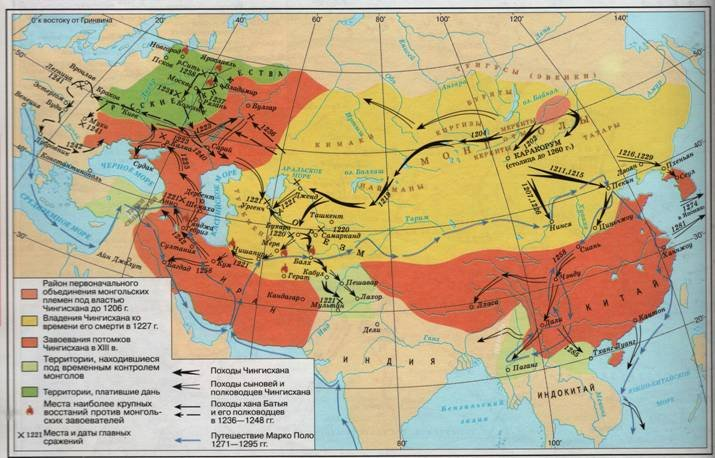Империя Чингис-хана